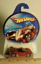Hot Wheels Holiday Hotrods Trak-Tune