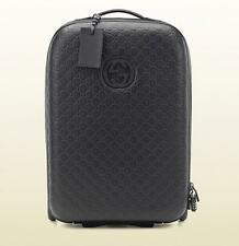 AUTH Gucci Small Trolley with interlocking G Detail