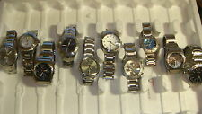 TRADE ONLY JOB LOT OF 10 X  MIXED HEAD WATCHES 100% GEN, BEAT THIS ??