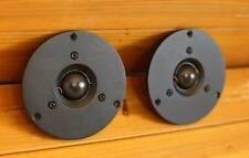 pair 2pcs  HIEND tweeter reference on Dynaudio T330 K.O scanspeak D2095 9500
