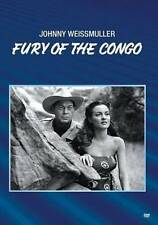 Fury of the Congo New DVD