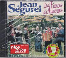 CD 16T JEAN SEGUREL LES FIANCES D'AUVERGNE DE 1995 NEUF SCELLE