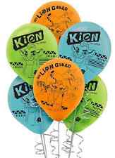 Disney Lion Guard Latex Balloons (12) Birthday Party Supplies Decoration ~ KION
