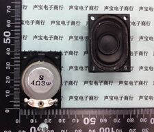 Best quality! ! ! 1pcs Speaker 28mm*40mm 4Ohm 4R 3W speakers