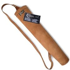 CAROL TRADITIONAL YOUTH BACK SUEDE LEATHER ARROW QUIVER BFAQ8316A