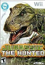 Jurassic: The Hunted (Nintendo Wii, 2009)