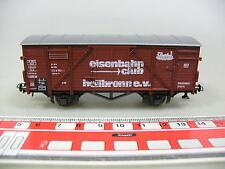 AF439-0,5# Roco H0 Güterwagen 112 9 703-1 eisenbahn club heilbronn DB, NEUW