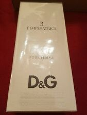 Dolce & Gabbana Anthology 3 L'Imperatrice 3.3oz  Women's Eau de Toilette