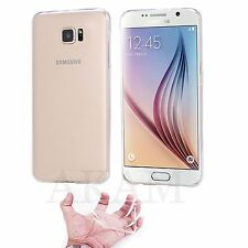 Samsung Galaxy S6 G920F Soft TPU Silicon Crystal Clear Gel Flexible Case Cover