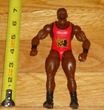 2013 WWF WWE Mattel Big E Langston Elite Wrestling Figure Red outfit New Day