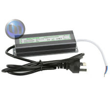 Waterproof Power Supply 12v DC 60W - Suitable for LED Swimming Pool Lights NEW