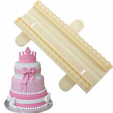 Pearl Bead Necklace Plastic Cutter Cake Decorating Fondant Clay Modeling Tool