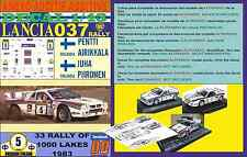 ANEXO DECAL 1/43 LANCIA 037 RALLY PENTTI AIRIKKALA 1000 LAKES 1983 (02)