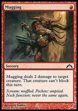 Mugging  x4 EX/NM Gatecrash MTG Magic Cards Red Common