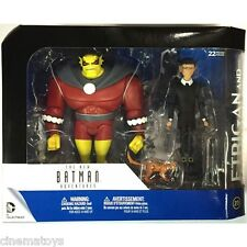 DC Comics Batman The Animated Series ETRIGAN & CLARION 2 Action Figures n.26