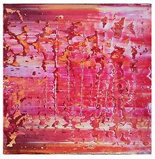 Abstrakte Bilder abstraktes Bild Kunst Abstrakt Rakeltechnik Steven XXL 0109