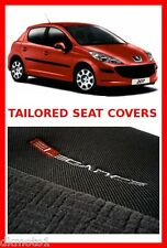 PEUGEOT 207  TAILORED SEAT COVERS FULL SET grey 1