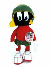 Vintage 1993 Marvin The Martian Stuffed Plush Toy Warner Bros Looney Tunes