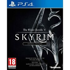 The Elder Scrolls V Skyrim Special Edition PS4 Game Brand New