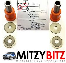 FRONT UPPER TOP SUSPENSION WISHBONE BUSH KIT for MITSUBISHI L200 SHOGUN SPORT