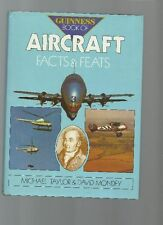 GUINNESS BOOK OF AIRCRAFT - FACTS & FEATS (HZ5O2)