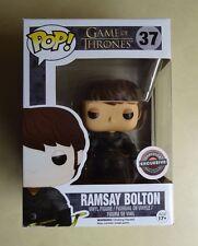 Funko POP Ramsay Bolton (Snow) Game of Thrones Vinyl Figure GameStop Exclusive