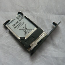 Black Sim Card Slot Tray Holder Socket Replacement Part For Nokia Lumia 900