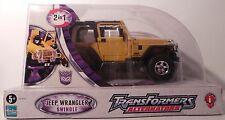 TRANSFORMERS ALTERNATORS : JEEP WRANGLER - SWINDLE - MADE BY HASBRO