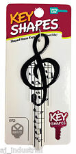 MUSIC NOTE - Musical Collectable Novelty House Key Front Door- Treble Clef