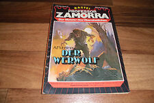 PROFESSOR ZAMORRA  # 8 -- der WERWOLF // A.F. Mortimer / vom 1.4.1972