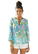 NWT Lilly Pulitzer Amelia Island Tunic Conch Republic sz Small
