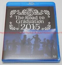 New Sakura Gakuin The Road to Graduation 2015 Kirameki no Shizuku Blu-ray Japan