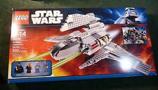 Lego Star Wars 8096 Emperor Palpatine's Shuttle New Sealed box retired 4 figs