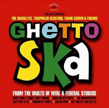Ghetto ska CD NEUF