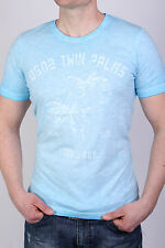 New Blue Dsquared T-shirt Short Sleeve Men'S Size M NWT