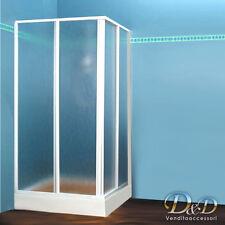CABINA BOX DOCCIA IN ACRILICO 70x120 80x120 70x100 80x110 Art. S-012