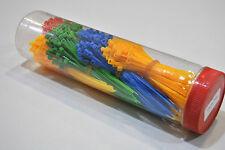 T993 Fascette in Plastica Colorate 500pz/COLOURED PLASTIC TIES 500PCS