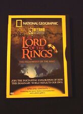National Geographic Beyond the Movie:The Lord of the Rings:The Fellowship of DVD