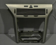 #018 VAUXHALL/OPEL ASTRA H 2010 RHD CENTRE CONSOLE TRIM LIGHT GREY P/N 331985437