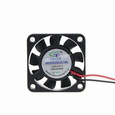 mini DC 5V 4cm 4010s 40x40x10mm 2pin Brushless Lüfter cooling fan 9blades 40mm