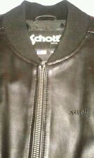 Schott leather jacket MA1 / pilot jacket brand new XL