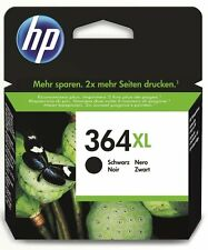 HP ORIGINAL 364 XL  Tintenpatrone Schwarz