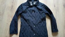 BURBERRY Authentic Ladies Quilted Coat Size 8-10/S