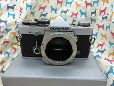 OLYMPUS OM-2n 35mm Film Camera Body