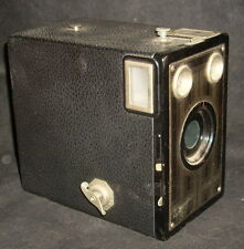 Vintage Antique Eastman Kodak Brownie Junior Style Box Camera Six - 16
