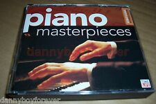 Ultimate Classical Masterpieces Collection Piano NM 3 CD Box Set Time Life