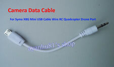 Camera Data Cable Micro USB Cable Wire RC Quadcopter Drone Parts for Syma X8G