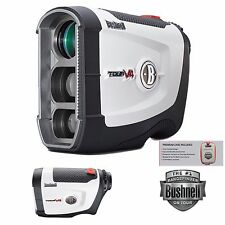 """NEW 2017"" BUSHNELL TOUR V4 GOLF LASER RANGEFINDER JOLT TECHNOLOGY AND CASE"