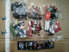 Yujin SR Guilty gear X GGX part 1 figure gashapon 6 pcs