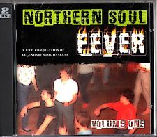 Northern Soul Fever, Volume One Goldmine Dancers 2-CD (Pamela Beaty/Mae Young)